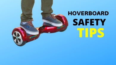 Hoverboard Safety Tips For Riding