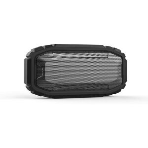 Sharper Image SBT707BK Portable Outdoor Bluetooth Speaker