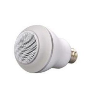 e-Joy LED Smart Bulb with Bluetooth Speaker