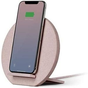 Native Union Dock Wireless Charger-DOCK-WL-FB-GRY