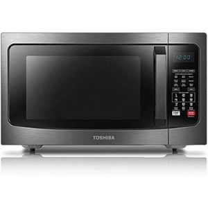 Toshiba EC042A5C-BS 1.5 Cu. Ft. Convection Microwave Oven