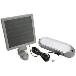 Designers Edge L-949 Rechargeable Solar Shed Lights