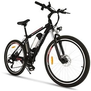 ANCHEER 26″ Electric Bicycle-B07HJXY45D
