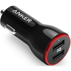 Anker PowerDrive 2 Car Charger-A2310