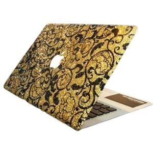"""Bling My Thing's """"Golden Age"""" MacBook Air"""