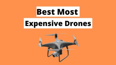 Best Most Expensive Drones