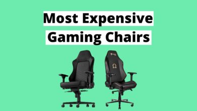 Most Expensive Gaming Chairs