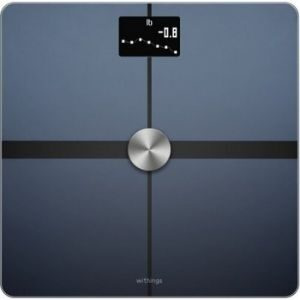 Withings Body+ - Digital Wi-Fi Smart Scale-WBS05-Black-All-Inter