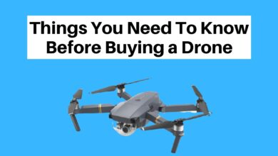Things You Need To Know Before Buying a Drone